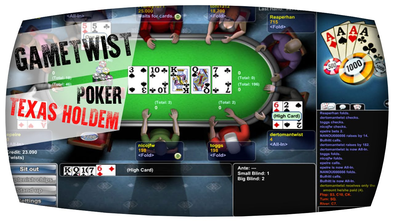 Poker Browser