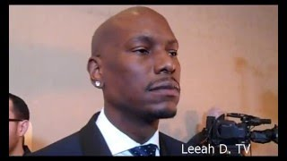 Tyrese Gibson View on #OscarsSoWhite   NAACP Image Award Luncheon 2016