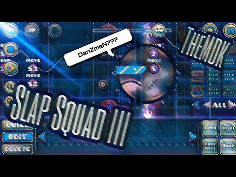 Slap Squad III By TheMDK (me) Geometry Dash 2.111 - Easy Demon - Verified For Pasho [GD]