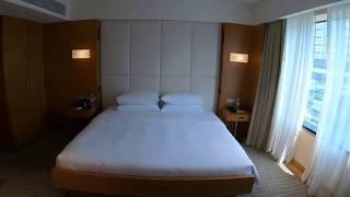 Grand Hyatt Singapore - King Deluxe Room Review in 4K