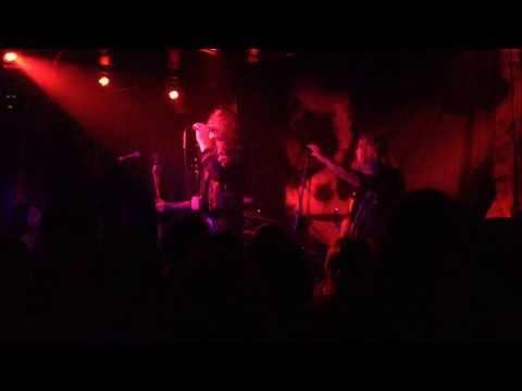 In Solitude live at Underground Arts, Philadelphia - 9 Oct 13
