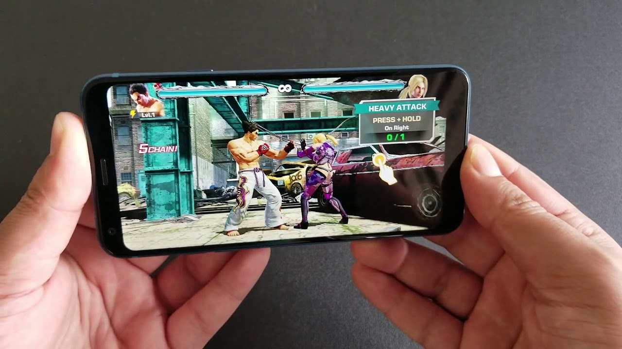 LG Q7 Plus Gaming Review For metroPCS/T-mobile
