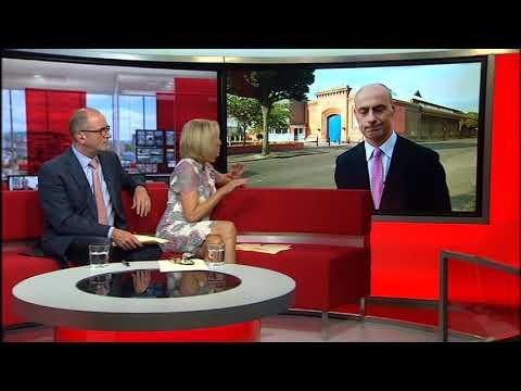 Prison/Nottingham (16/7/18) -- BBC East Midlands Today