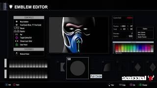 SUBZERO Black Ops 3 Emblem Tutorial