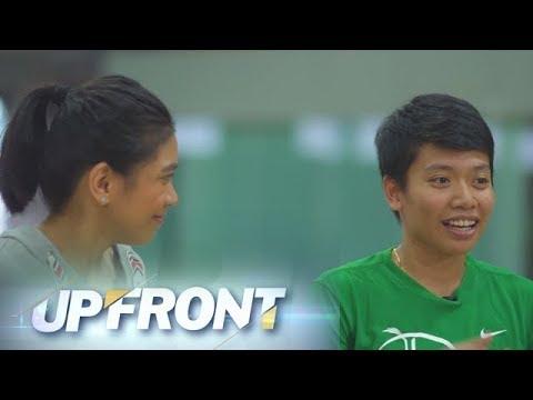 Upfront: Alyssa Valdez and Kim Fajardo reunite for Volley Moves