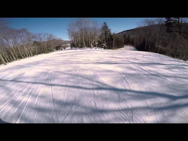 Hunter Mountain 01.31.2015 - Second Run