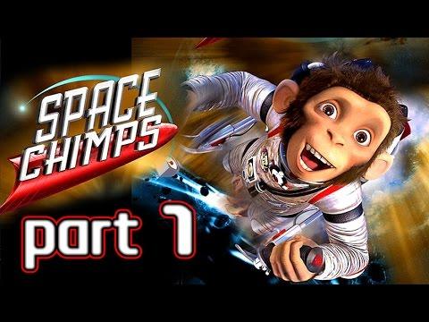 space chimps mision espacial espaol
