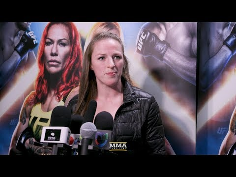 Invicta Headliner Sarah Kaufman Predicts She'll Be Back In UFC Title Contention In 18 Months