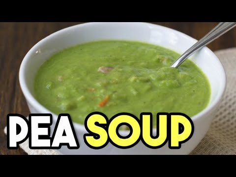 French Canadian Split Pea Soup Recipe