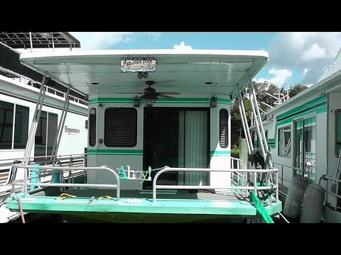 [UNAVAILABLE] Used 1986 Stardust 520 Houseboat In Deland, Florida