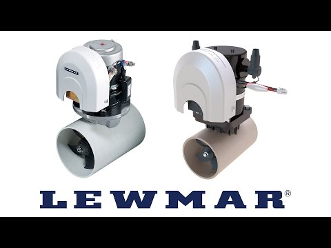 BLA - Lewmar - Trade Talk - Bow Thrusters