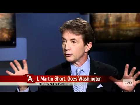 Martin Short: I, Martin Short, Goes Washington - YouTube