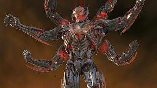 FINAL FORM Ultron DELETED SCENE Revealed By Joe Russo