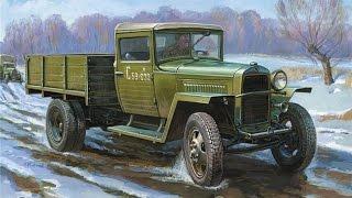 Сборка модели грузовика ГАЗ-ММ обр. 1943г. ''Полуторка'' Послесловие.