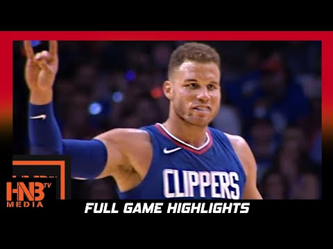 Phoenix Suns vs LA Clippers Full Game Highlights / Week 1 / 2017 NBA Season