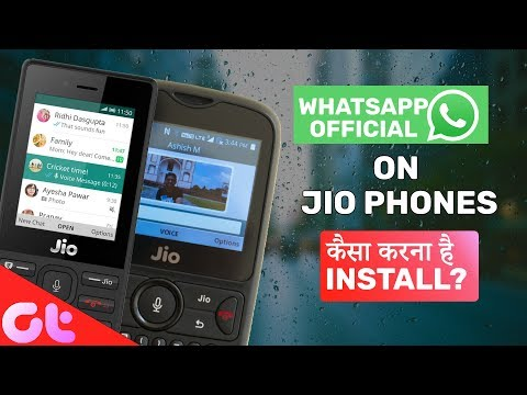 How to Install Whatsapp on Jio Phone | 100% Working and