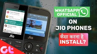 How to Install Whatsapp on Jio Phone | 100% Working and Features Explained