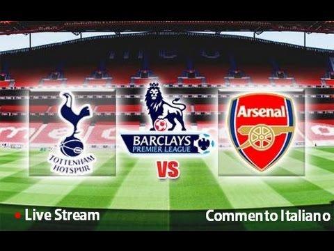 Tottenham Vs Arsenal 2-0 | Live Stream | Commento Italiano 30.04.17 HD BPL