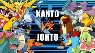 Repeat youtube video Battle of the Regions (KANTO vs JOHTO) - Pokemon Battle Revolution (1080p 60fps)