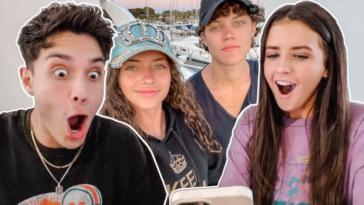 SIBLINGS OR DATING CHALLENGE *why is this so hard?!*