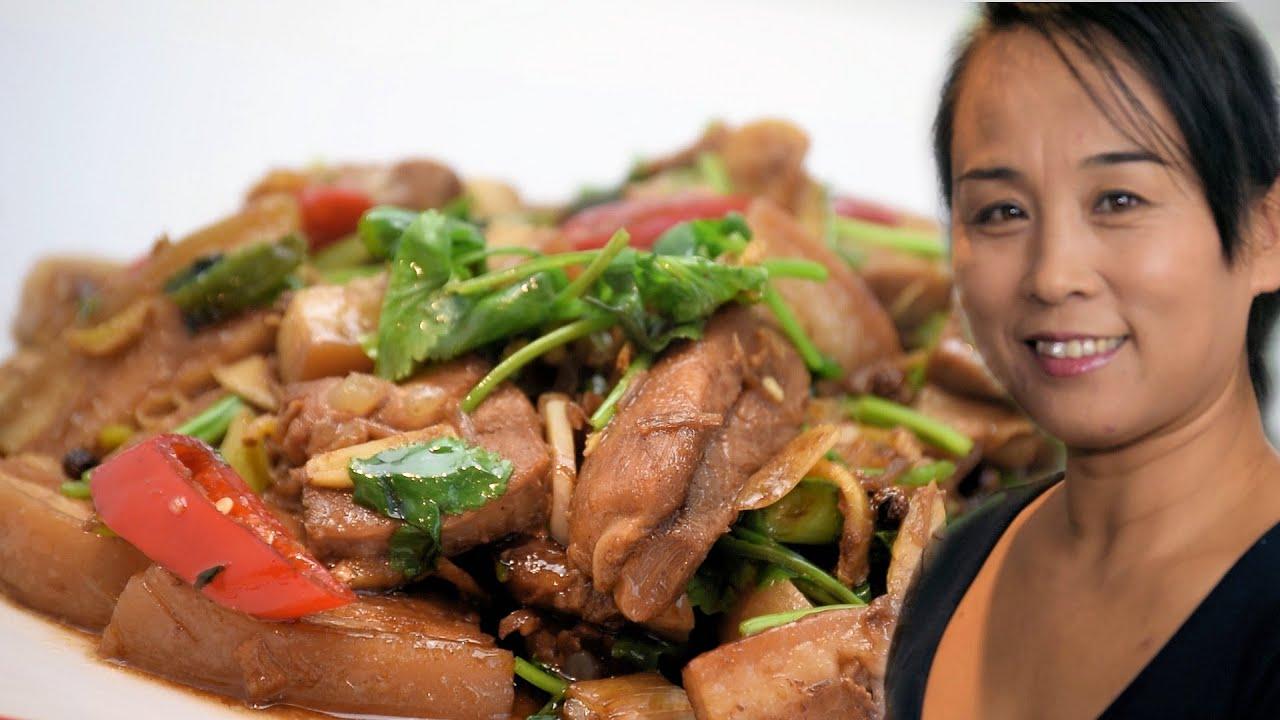 Spicy sichuan pork recipe chinese spicy cooking channel youtube spicy sichuan pork recipe chinese spicy cooking channel forumfinder Image collections
