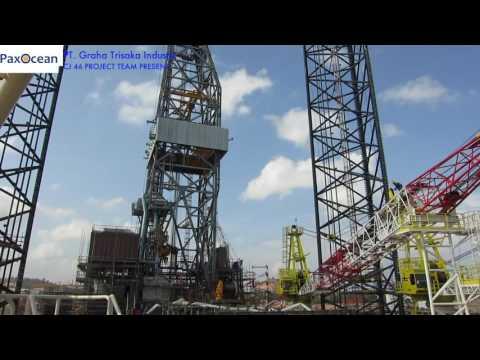PaxOcean Batam - Indonesia's Drilling Jackup Construction Yard