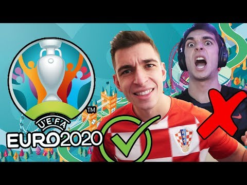 REACTING TO MY EURO 2020 Qualifiers Prediction from YouTube · Duration:  10 minutes 30 seconds