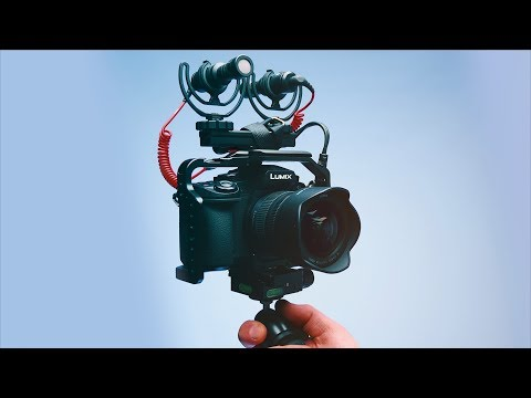Best Vlogging Microphone? My Overkill Dual Mic Setup