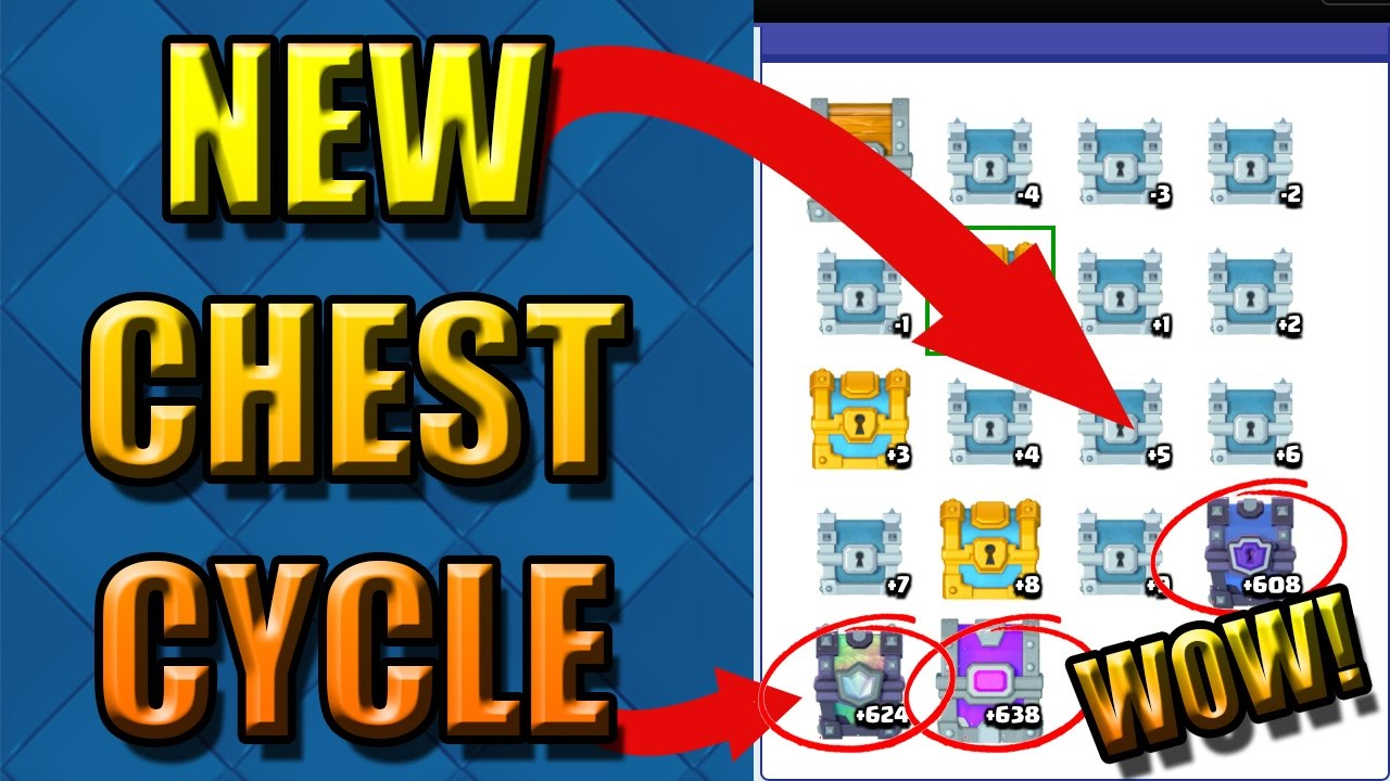 how to get rid of chests in clash royale