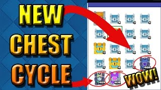 CLASH ROYALE CHEST CYCLE! Stats Royale Free Super Magical Chest, Free Legendary Chest Free Epic!