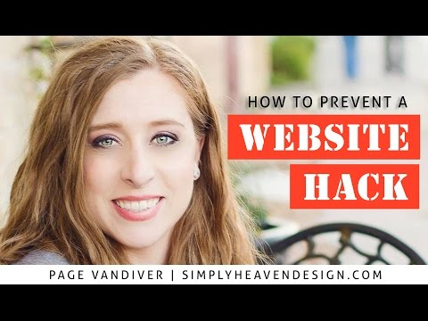 How To Prevent a Website Hack