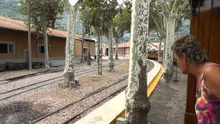 The Soller Railway Majorca Sunday 07 10 2012