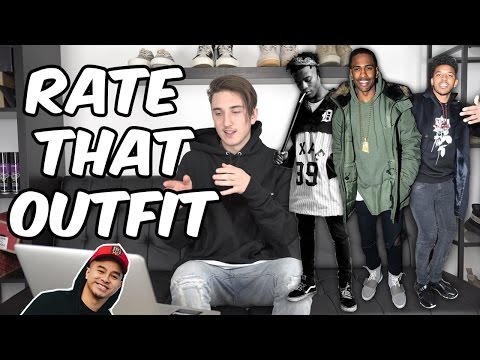 RATE THAT OUTFIT | Celebrity Edition