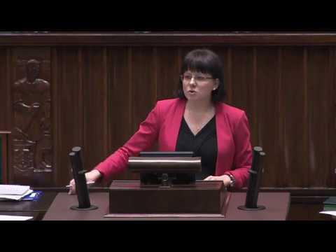 Kaja Godek w Sejmie – #ZatrzymajAborcję