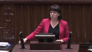 Kaja Godek w Sejmie - #ZatrzymajAborcję