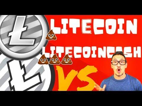 !LITECOIN VS LITECOIN CASH!