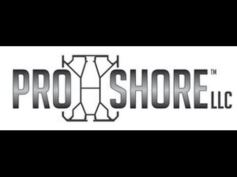 Pro-Shore Modular Horizontal Deck Forming System for Concrete Structures