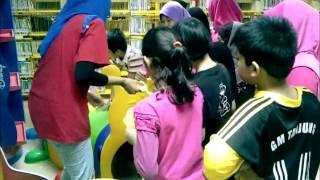 Program Eksplorasi Kembara Ilmu Perpustakaan bersama UITM