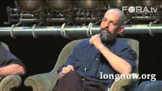 Neal Stephenson on Mathematical Platonism