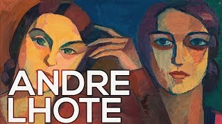 Andre Lhote: A collection of 195 works (HD)