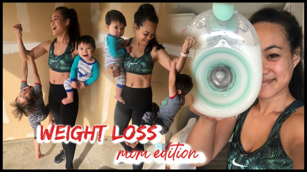 HOW TO: Lose Weight Fast While Breastfeeding