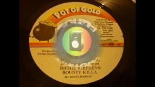 BUSTA RIDDIM - POT OF GOLD