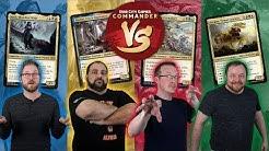Commander VS S19E5: Kess VS Tawnos VS Zaxara VS Zacama | EDH