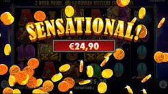 BUFFALO KING 56 Freispiele fast 200x online casino