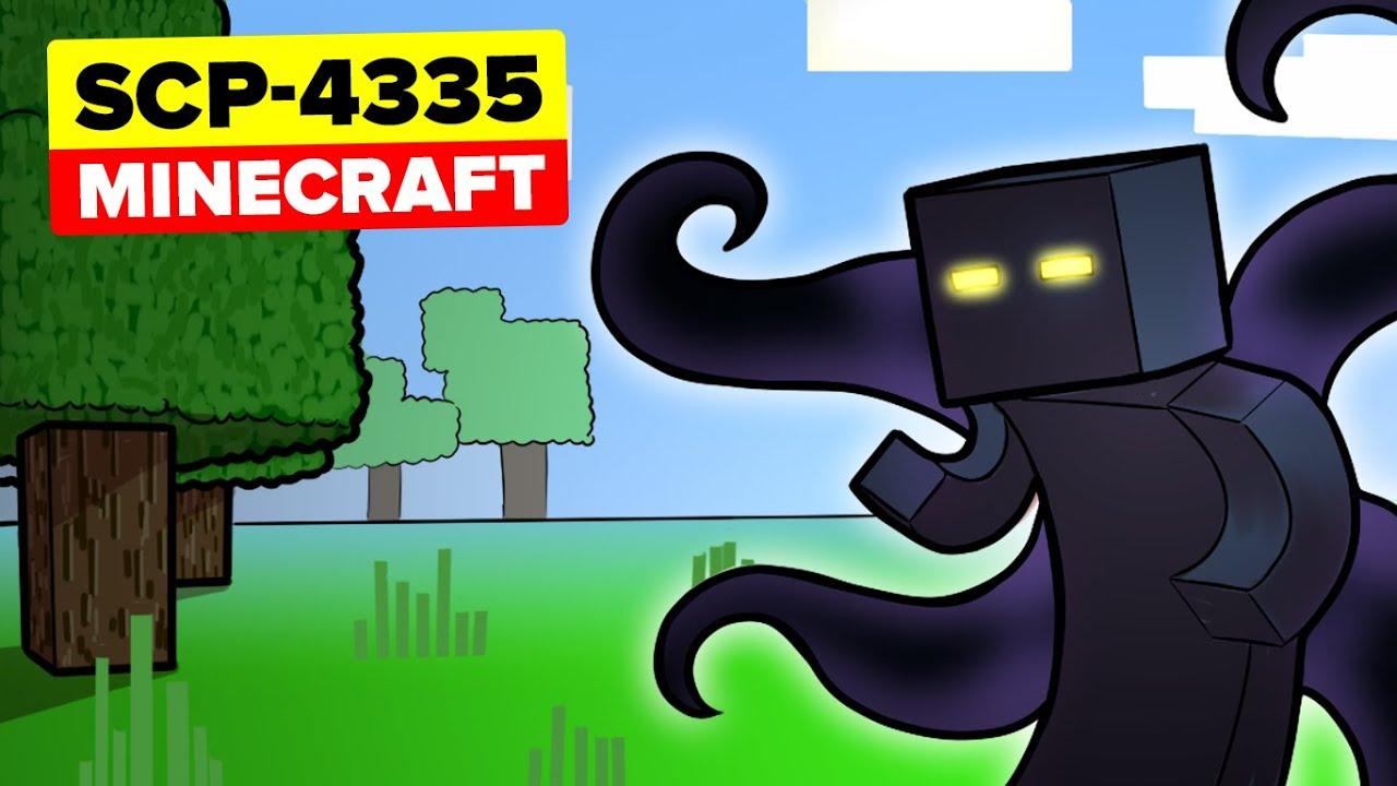 Penghancur Dunia Minecraft SCP-4335 - Luka Dalam Penahanan (Animasi SCP)