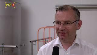 Regionale Betriebe vor Herausforderungen - Europaabgeordneter Norbert Lins besucht Birkenhof
