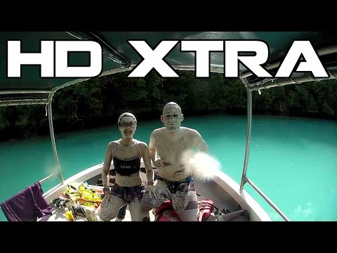 Milky Way Palau | Limestone mud bath  | HD Xtra