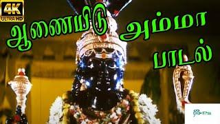 Aanaiyidu Amma   || ஆணையிடு அம்மா  ||Malaysia Vasudevan ||Amman Devotional  Tamil H D Video Song