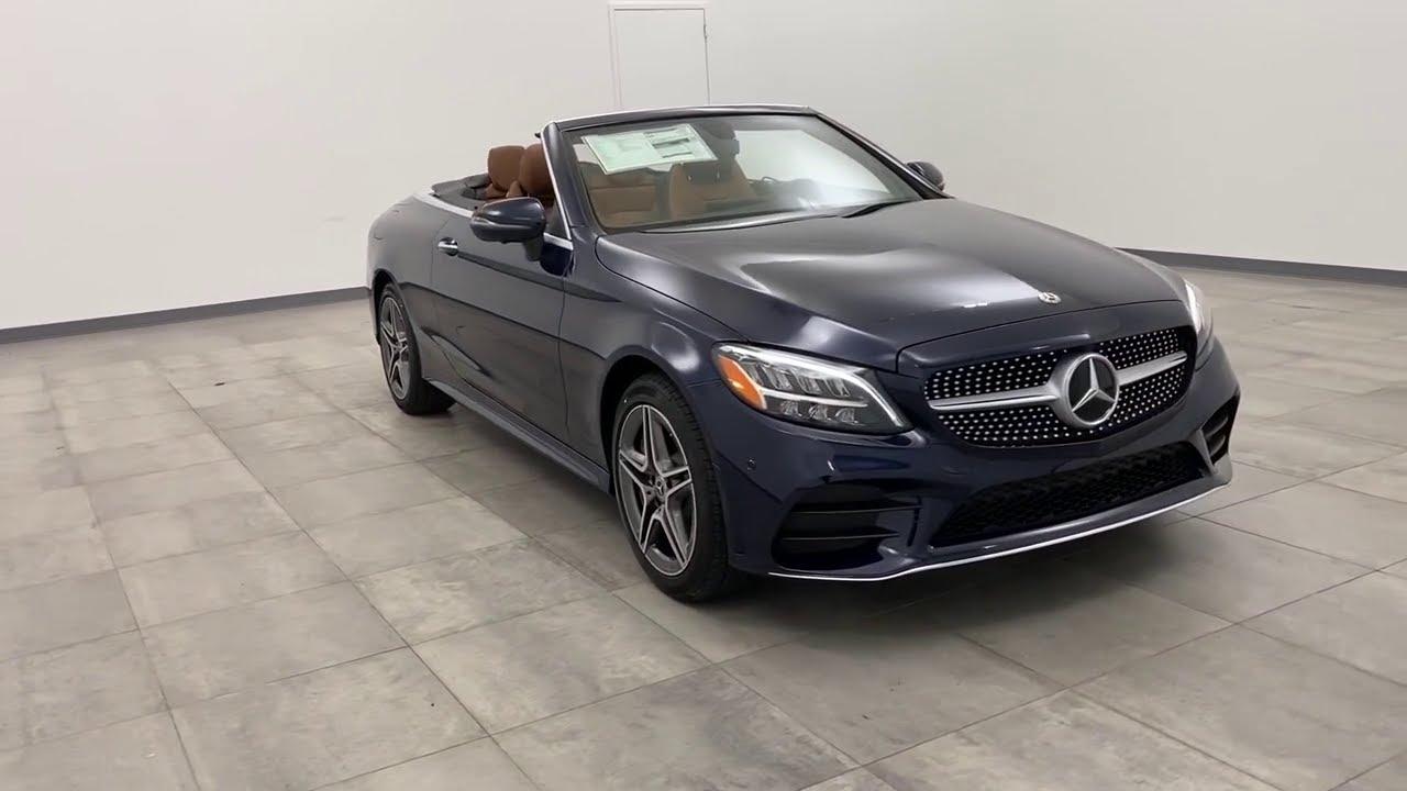 2020 Mercedes-Benz C-Class Walk-Around Rockville Centre ...