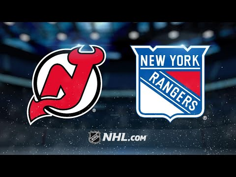 Kinkaid, Devils hang on to defeat Rangers, 3-2